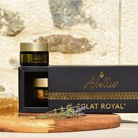 Produits de la gamme Eclat Royal