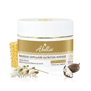 Masque capillaire Nutrition Intense Bio